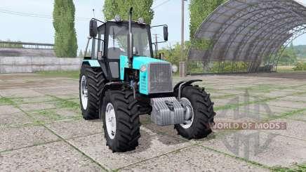 MTZ-1221 Biélorussie tuning v1.1 pour Farming Simulator 2017