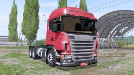 Scania R440 Highline pour Farming Simulator 2017