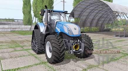 New Holland T7.315 RowTrac für Farming Simulator 2017
