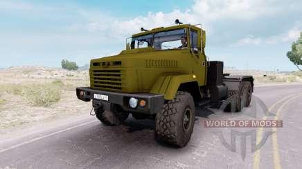 KrAZ 6446 2006 pour American Truck Simulator