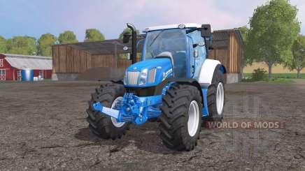 New Holland Т6.160 pour Farming Simulator 2015