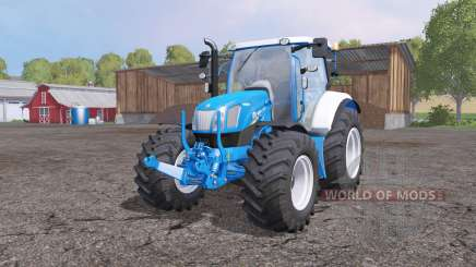 New Holland T6.160 chargeur frontal pour Farming Simulator 2015
