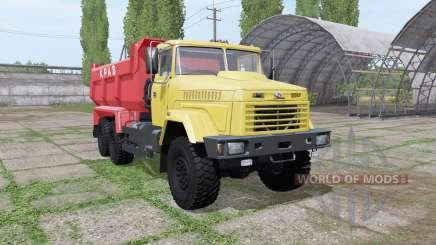 KrAZ 65032-070-02 für Farming Simulator 2017