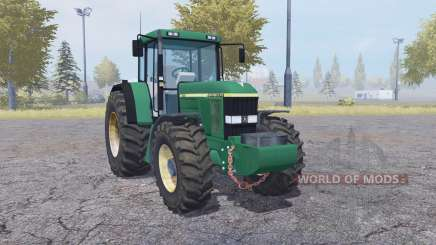 John Deere 7810 weight für Farming Simulator 2013