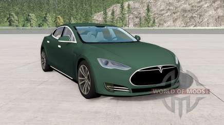 Tesla Model S pour BeamNG Drive
