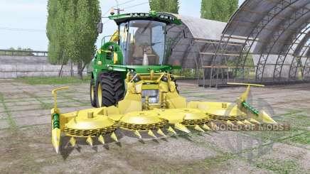 John Deere 8400i v4.0 pour Farming Simulator 2017