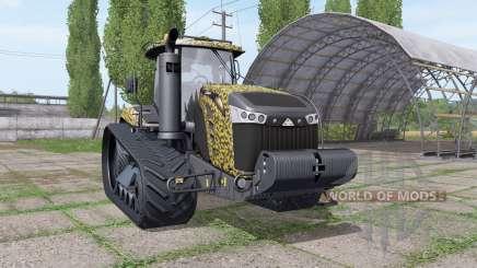 Challenger MT875E camo v2.0 pour Farming Simulator 2017