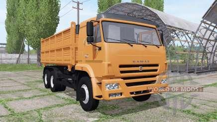 KAMAZ 45143-6012-23 für Farming Simulator 2017