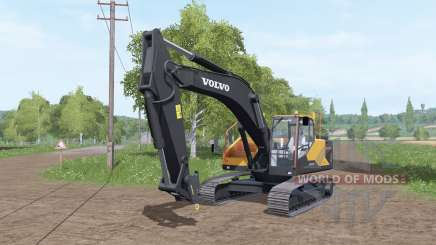 Volvo EC300E v2.0 by TMP für Farming Simulator 2017