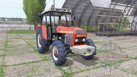 Zetor 8145 pour Farming Simulator 2017