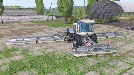 Krone BiG M 500 wide pour Farming Simulator 2017