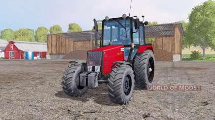 Belarus MTZ 892 v1.2 pour Farming Simulator 2015