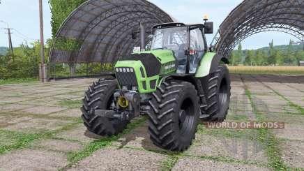 Deutz-Fahr Agrotron X720 IC Animation pour Farming Simulator 2017