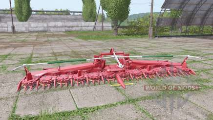 Kemper 390 Plus fruits für Farming Simulator 2017