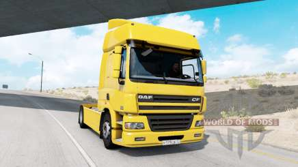DAF CF85.530 4x2 Space Cab 2006 pour American Truck Simulator