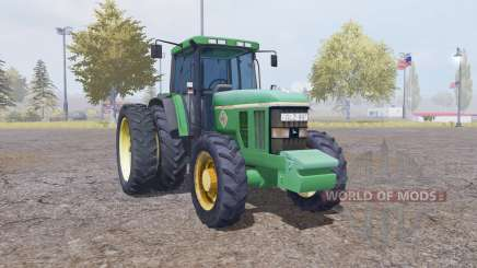 John Deere 7800 weight pour Farming Simulator 2013