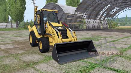 Caterpillar 420F IT für Farming Simulator 2017