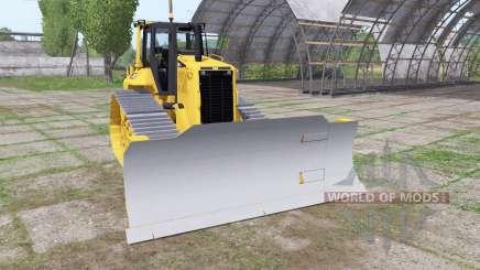 Caterpillar D6N LGP v3.0.0.1 pour Farming Simulator 2017