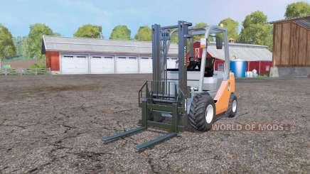Toyota 62-8FD15 pour Farming Simulator 2015