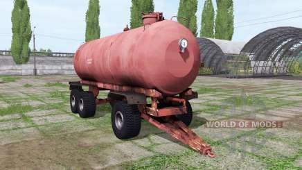 Mzht 16 v3.0 pour Farming Simulator 2017