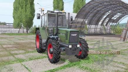 Fendt Favorit 600 LS Turbomatik pour Farming Simulator 2017