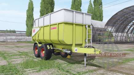 CLAAS Carat 180 TD by Katsuo pour Farming Simulator 2017