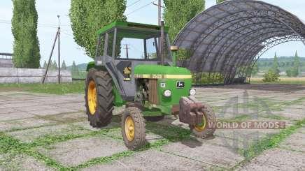 John Deere 2040S für Farming Simulator 2017