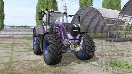 Fendt 939 Vario multicolor - more engine für Farming Simulator 2017