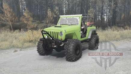 Jeep Wrangler Rubicon (JK) pour MudRunner