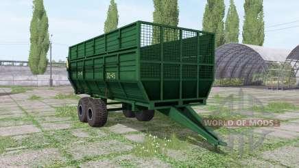 PS 45 pour Farming Simulator 2017