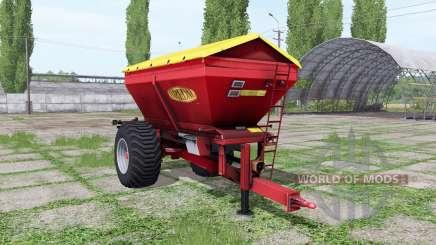 BREDAL K105 par Oriešok Modding pour Farming Simulator 2017