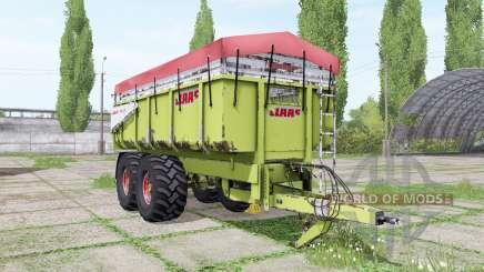 CLAAS Carat 180 T v1.0.1 für Farming Simulator 2017