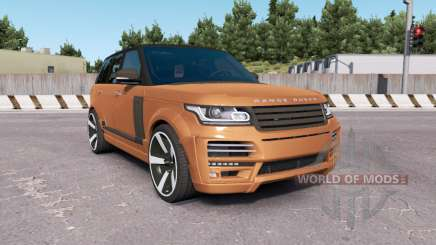 Land Rover Range Rover Vogue STARTECH v2.0 pour American Truck Simulator