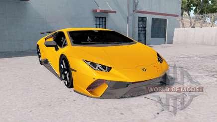 Lamborghini Huracan Performante (LB724) 2017 pour American Truck Simulator