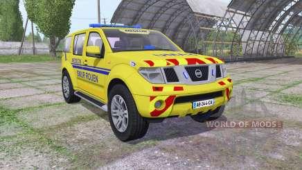 Nissan Pathfinder (R51) 2004 SAMU für Farming Simulator 2017