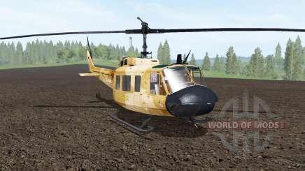 Bell UH-1D Iroquois für Farming Simulator 2017