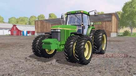 John Deere 7810 v1.2 für Farming Simulator 2015