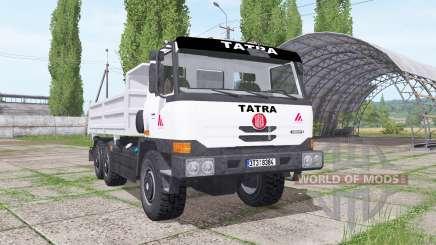 Tatra T815-280 S25 TerrNo1 1998 für Farming Simulator 2017