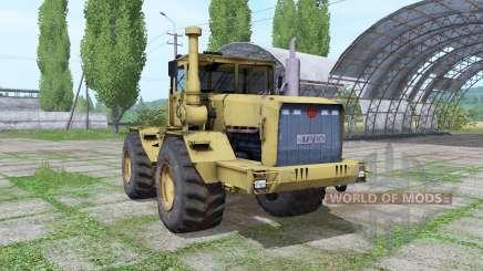 Kirovets K 701 v1.2.0.1 für Farming Simulator 2017