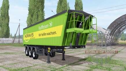 Fliegl DHKA Agrarvis für Farming Simulator 2017