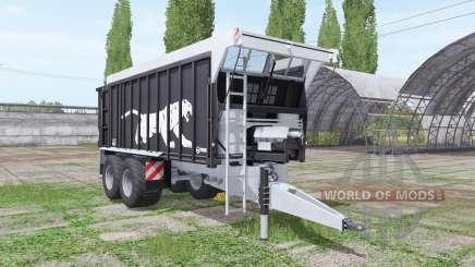 Fliegl ASW 271 Black Panther v1.3 für Farming Simulator 2017