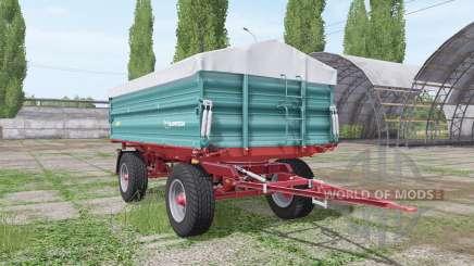 Farmtech ZDK 1100 pour Farming Simulator 2017