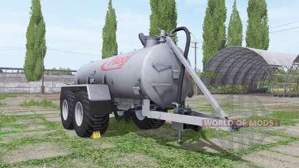 Fliegl VFW 14000 Tandem für Farming Simulator 2017