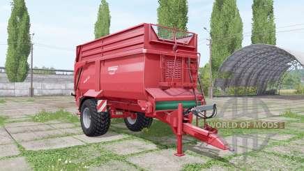 Krampe Bandit 550 pour Farming Simulator 2017