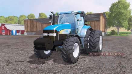 New Holland TM7040 weight pour Farming Simulator 2015