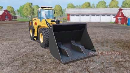 Volvo L180F v6.0 für Farming Simulator 2015