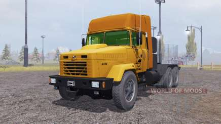 KrAZ 6446 pour Farming Simulator 2013