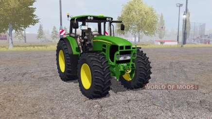 John Deere 7530 Premium v3.2 pour Farming Simulator 2013