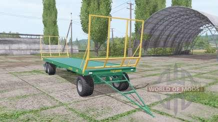METALTECH PB 16 pour Farming Simulator 2017