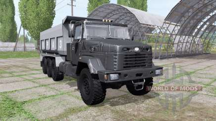 KrAZ 7140С6 für Farming Simulator 2017